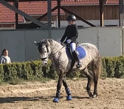 Katalin Doppelbauer mit Lilli